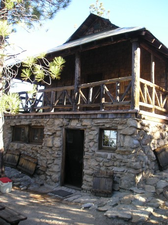 Nature friends los angeles sierra madre nfla home for Cabin los angeles